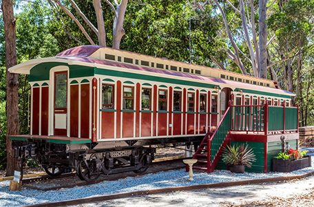 The Carriage Mundaring
